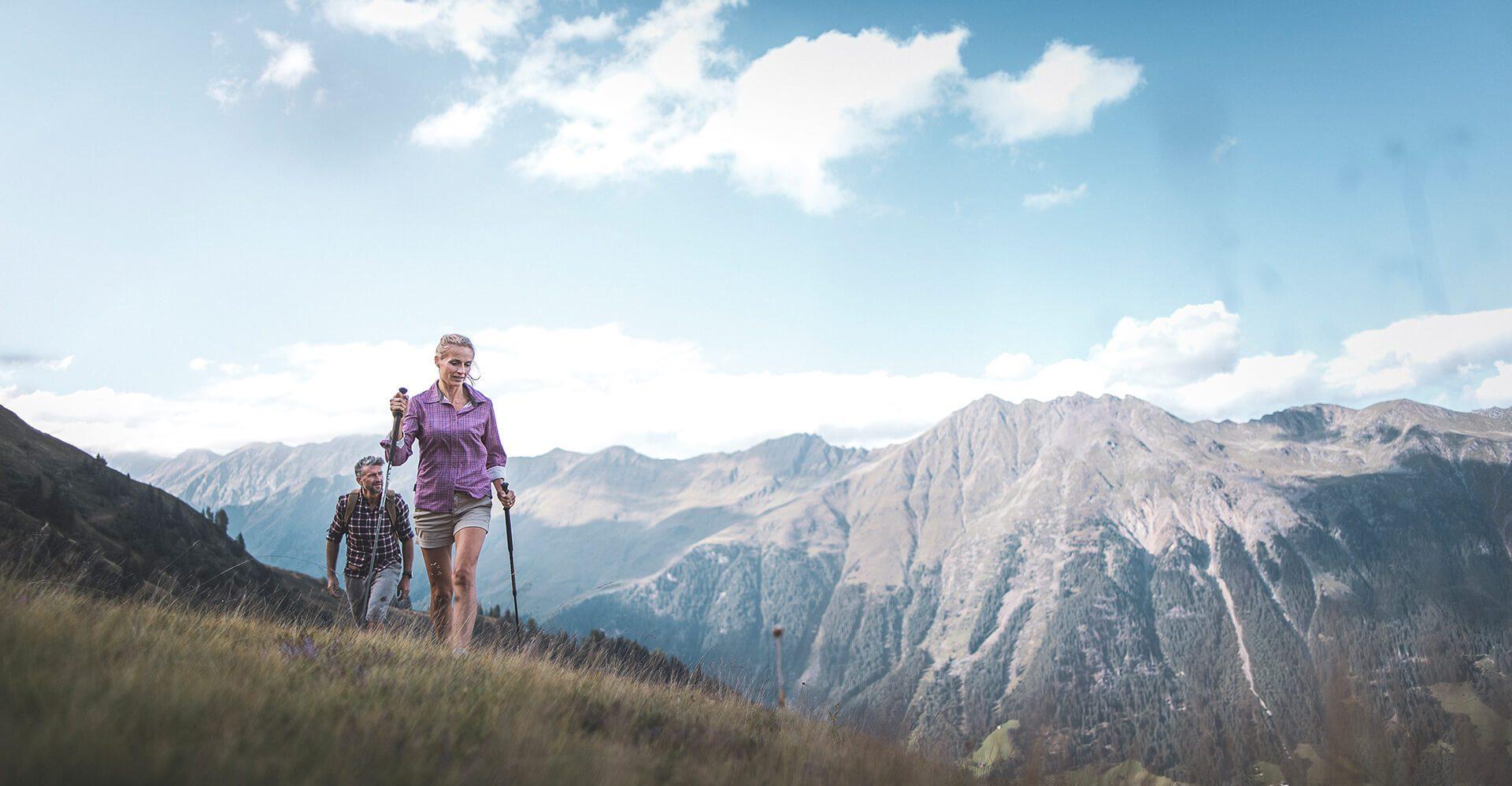 Bergsteigen in Ratschings