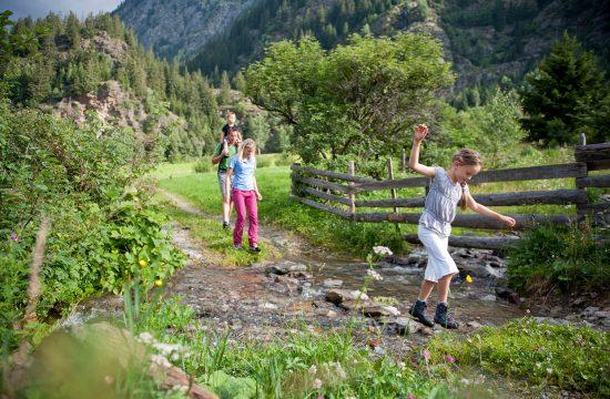 Avventure in famiglia a Racines