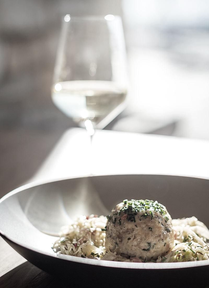 Kulinarisch speisen im Hotel Bergblick