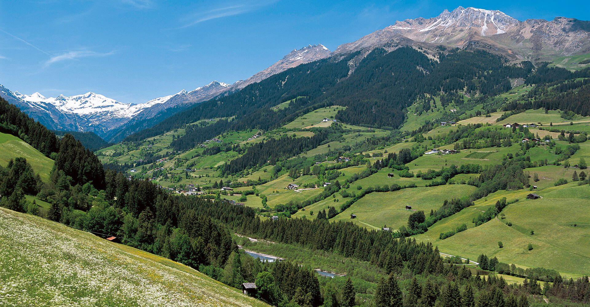 Panorama Ratschings
