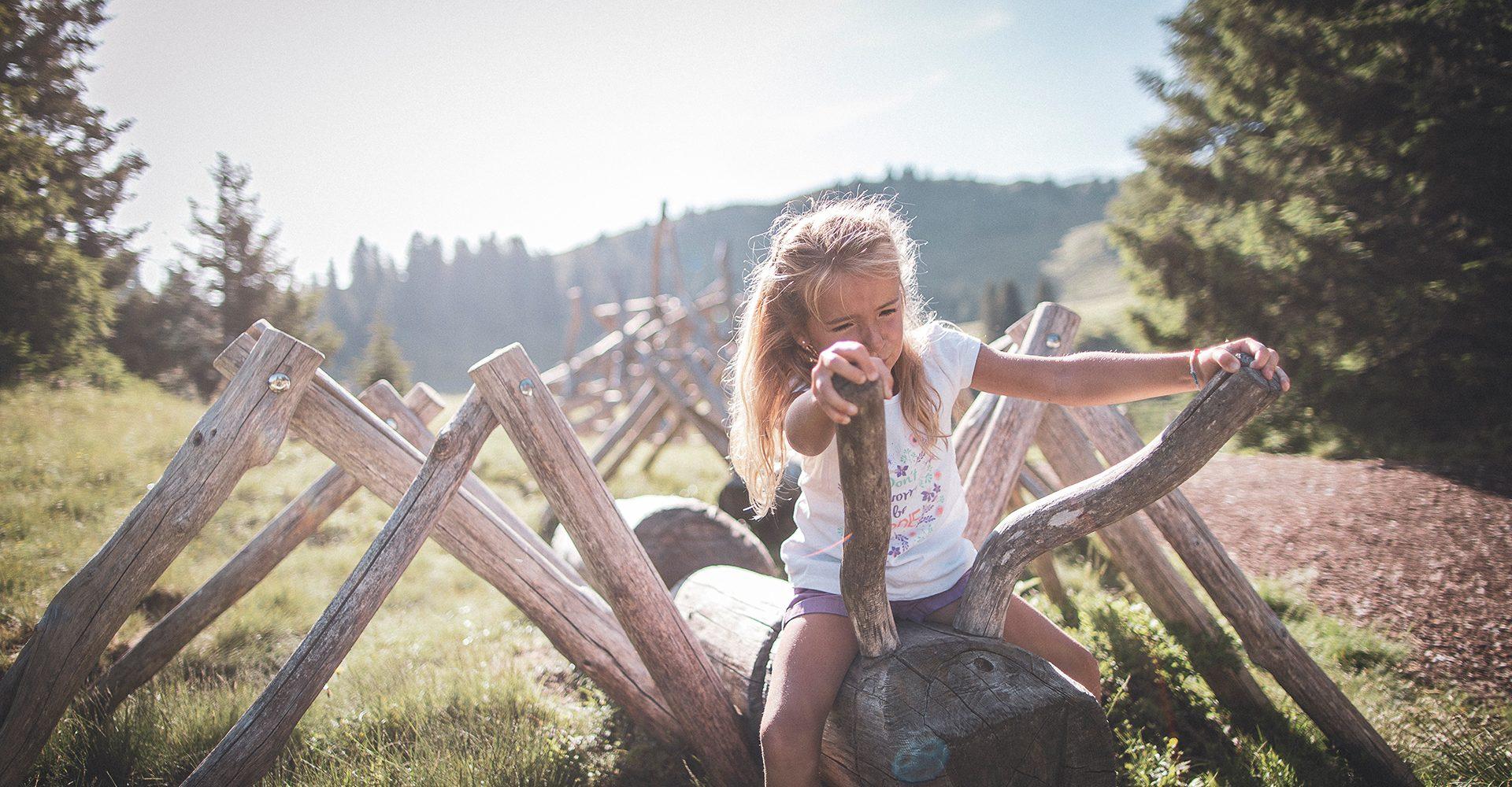 Abenteuer für Kinder in der Natur
