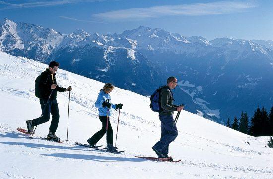 Escursioni sulla neve a Racines