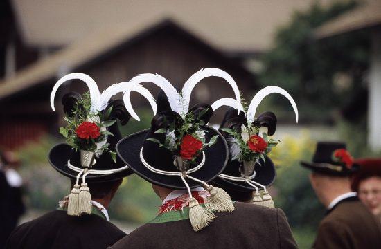 Cappelli tradizionali dell'Alto Adige