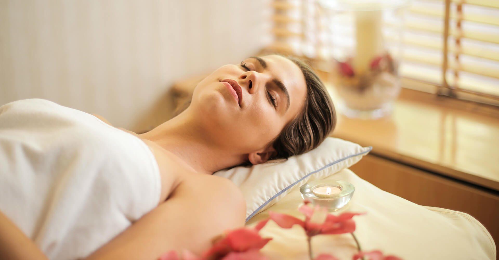 Wellness und Massagen in Südtirol