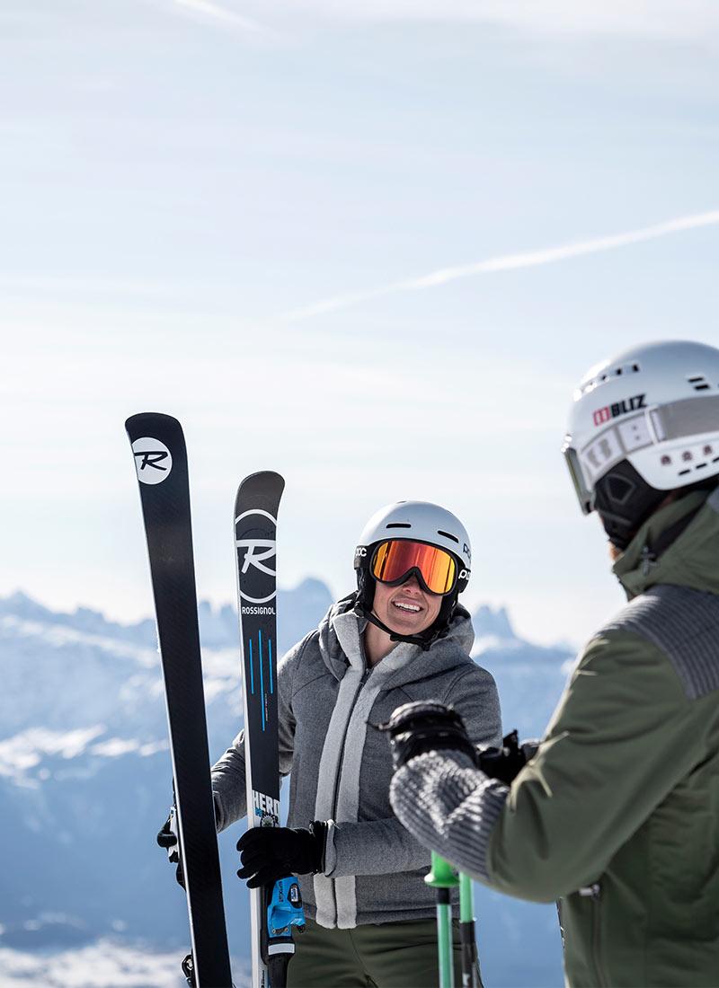 Winterspaß im Skigebiet Ratschings-Jaufen