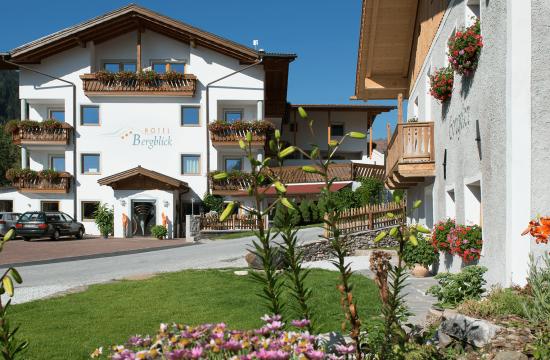 Vista esterna dell'hotel